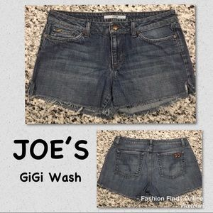 🎉Host Pick🎉 Joe's Frayed denim shorts